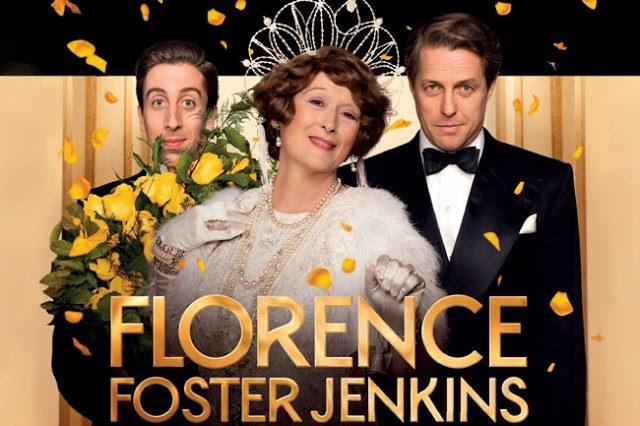 Phim Florence Foster Jenkins (2016) tôn vinh vẻ đẹp tâm hồn phụ nữ