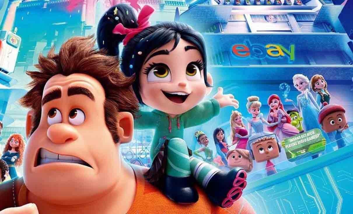 Review phim Ralph Đập Phá 2: Phá đảo thế giới ảo Internet