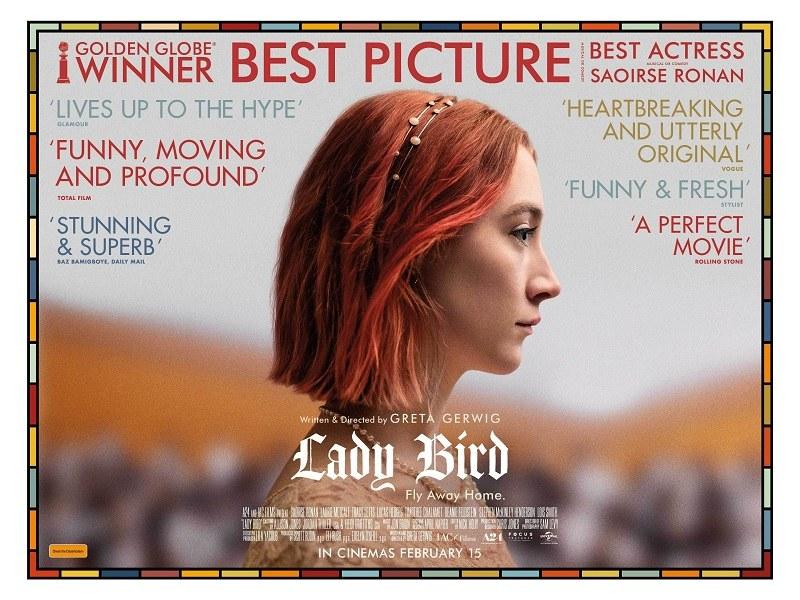 Tản mạn về phim Lady Bird tuổi của nổi loạn