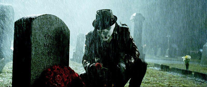 Nhân vật Rorschach trong phim Watchmen 2009