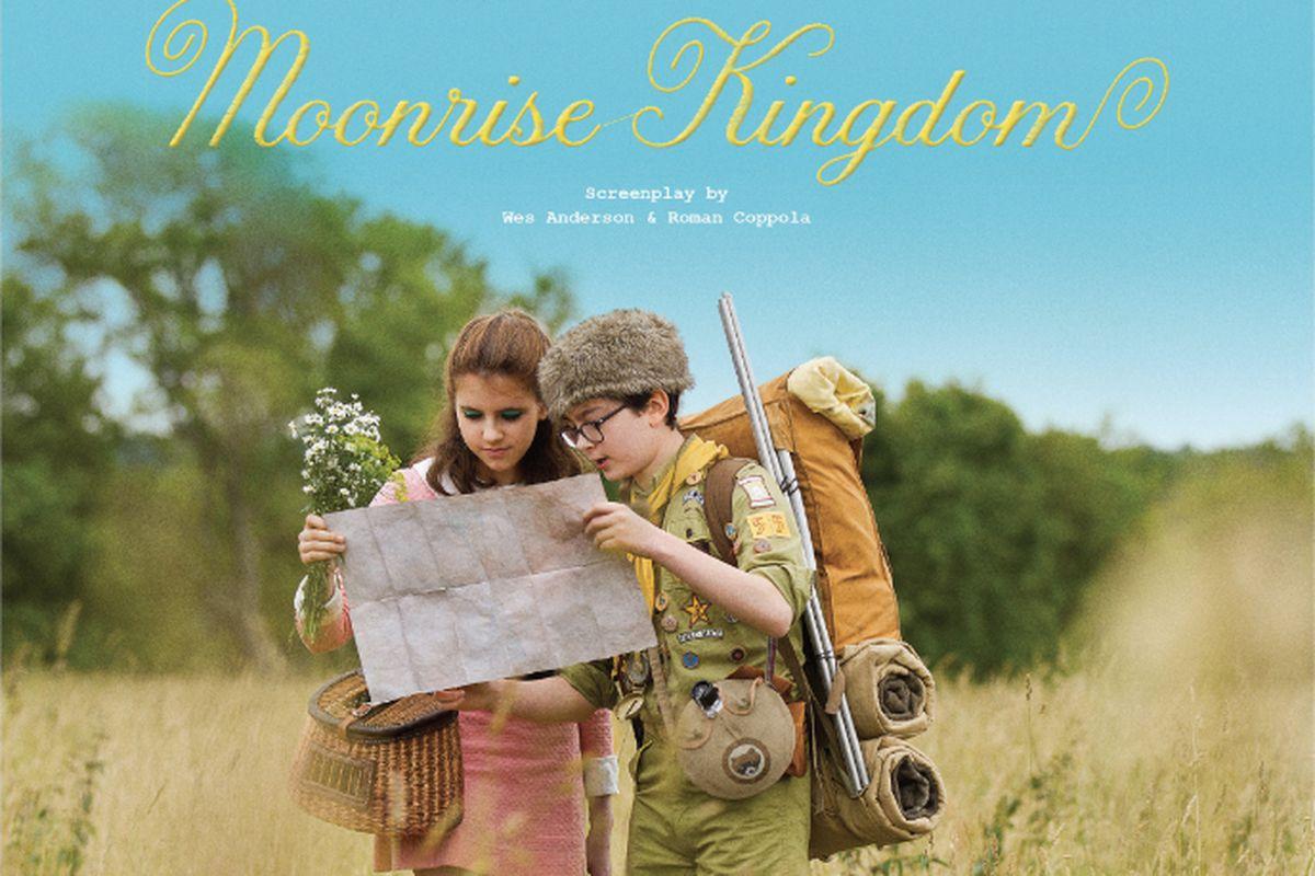 Review phim Moonrise Kingdom (2012)