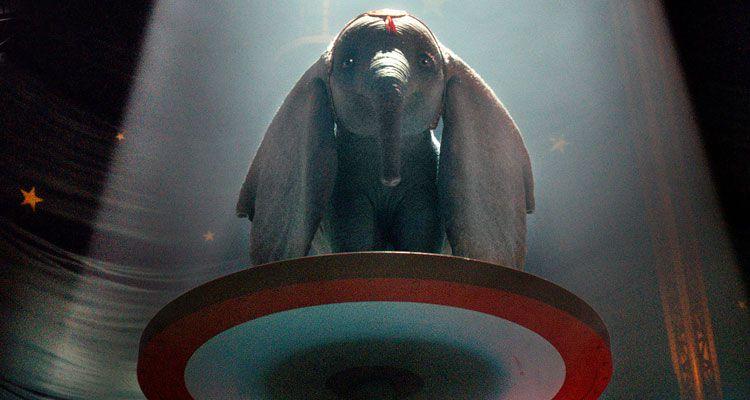 Review phim Dumbo: Chú voi biết bay - Một live-action đầy cảm xúc