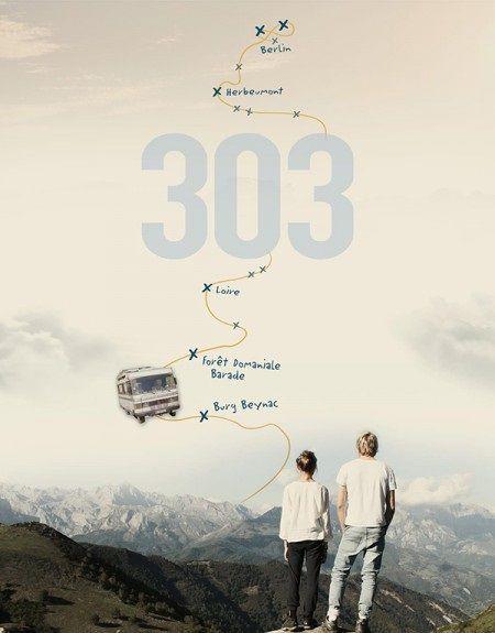 Cảm nhận phim 303 Chuyến Đi Của Tình Yêu của những người trẻ