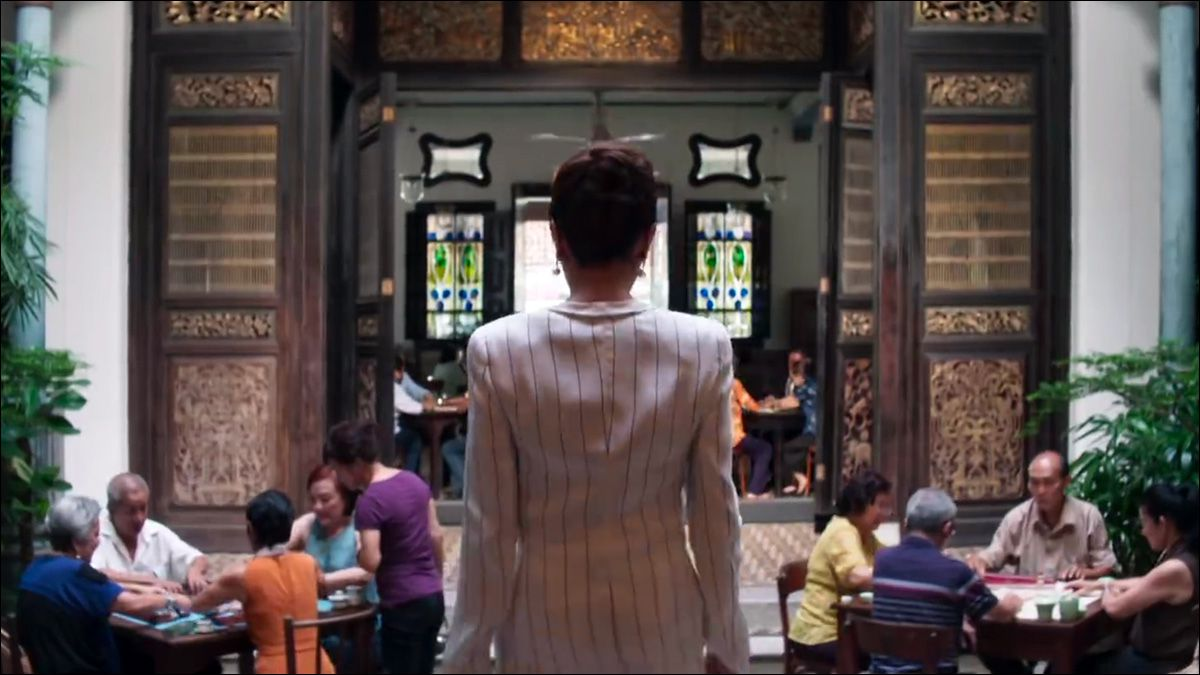 Phim Crazy Rich Asian: ván mạc chược cân não của hai thế hệ