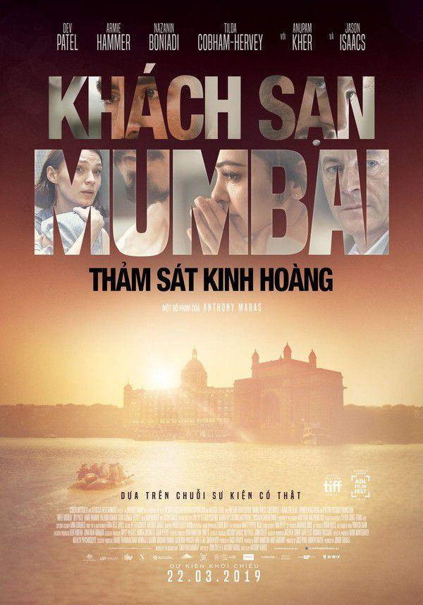 Review phim Khách sạn Mumbai: Kịch tính ngay từ giây phút đầu tiên