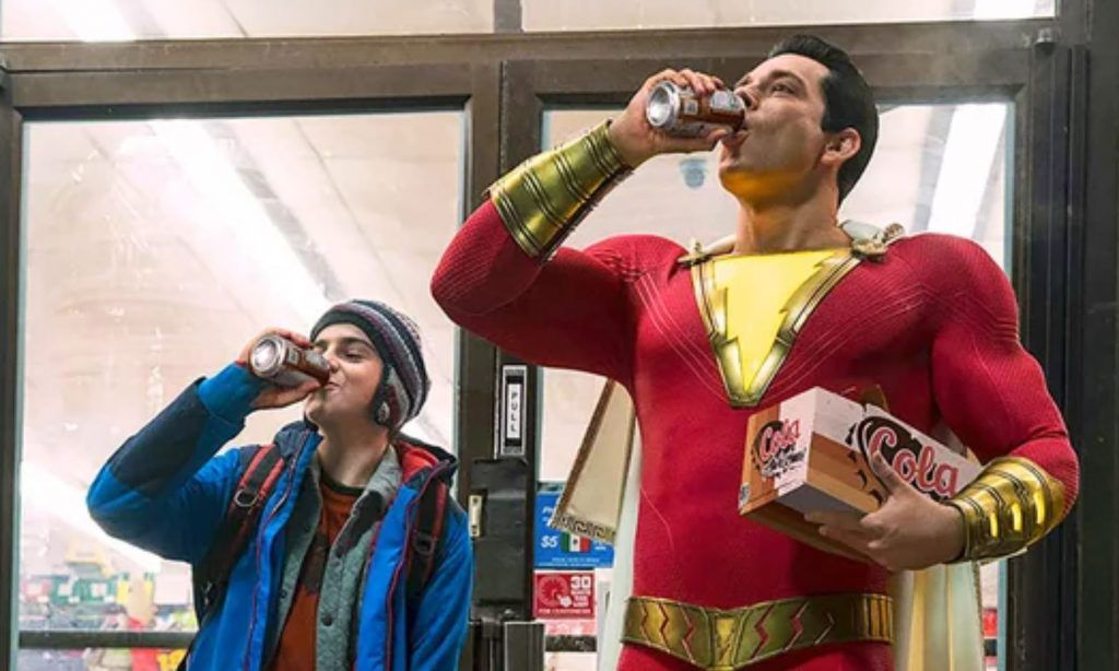Review sớm phim Shazam: Gam màu tươi tắn cùng nhiều mảng miếng hài hước