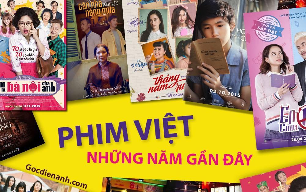 Điện ảnh Việt loay hoay câu chuyện chất lượng và doanh thu