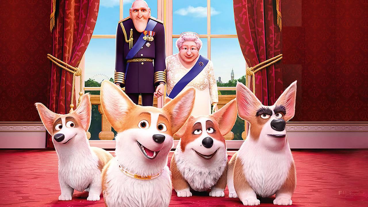 """""""Corgi: Những chú chó hoàng gia"""" vui nhộn"""