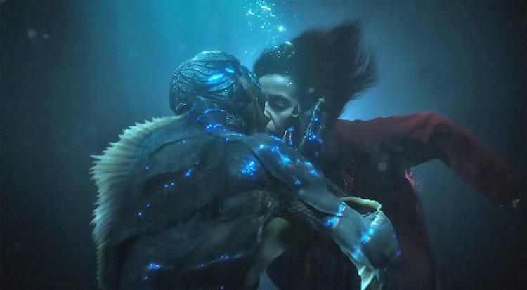 'The shape of water' chuyện về nàng câm và thủy quái thắng Oscar 2017