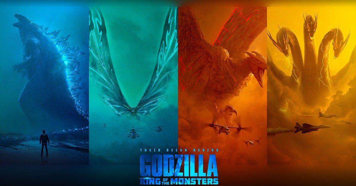 Giới phê bình đánh giá Godzilla: Kings of Monster thấp hơn kì vọng