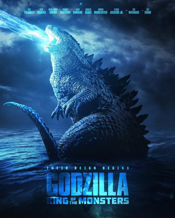 """Review và điểm mặt những """"sạn lớn"""" trong phim Chúa Tể Godzilla"""