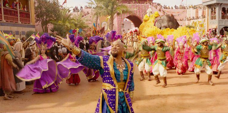 Review phim Aladdin một live-action hay xuất sắc trên cả mong đợi