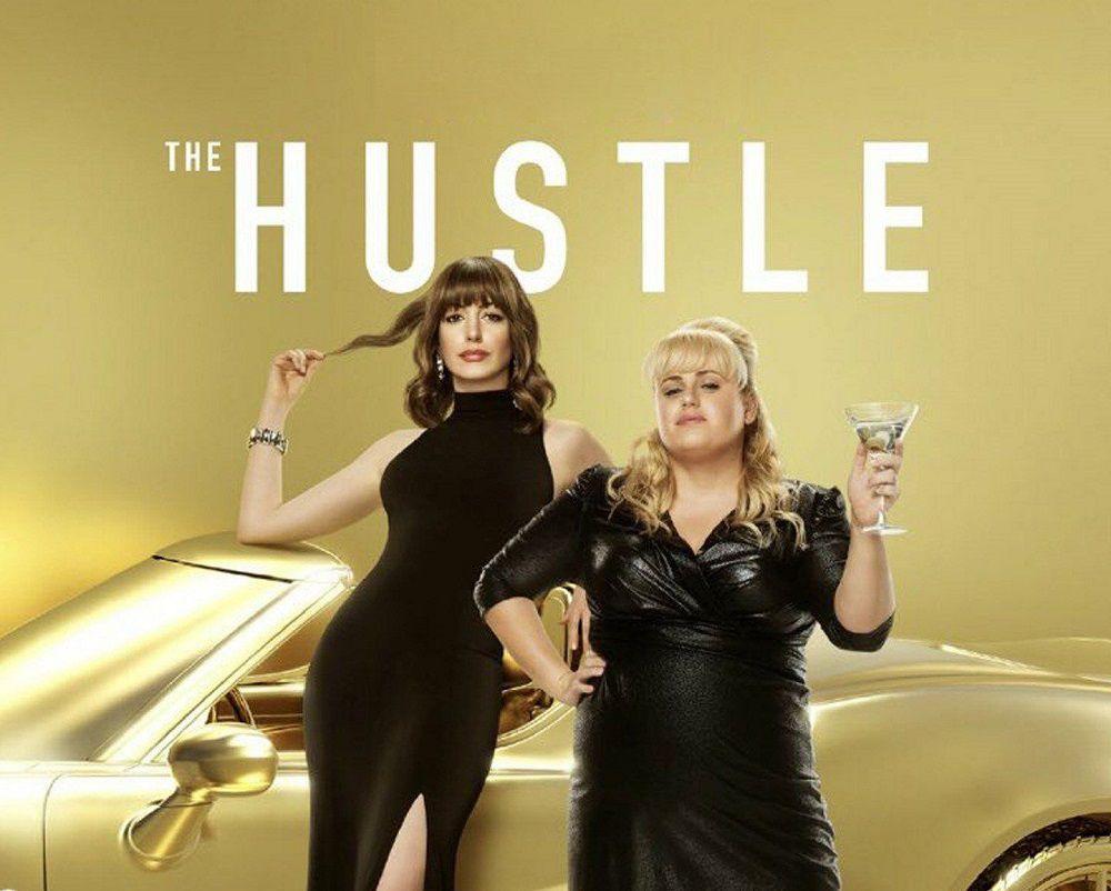 Quý Cô Lừa Đảo (The Hustle) một phong cách hài rất nhây