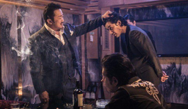 Review phim Trùm Cớm và Ác Quỷ - Dòng đời đưa đẩy thiện ác bất phân