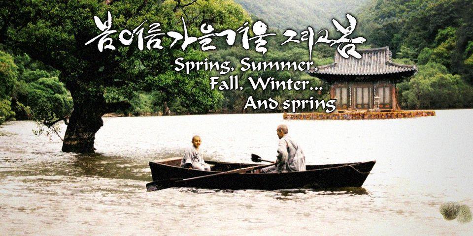 Đằng sau tình yêu lãng mạn trong Phim Xuân Hạ Thu Đông … rồi lại Xuân (2003)