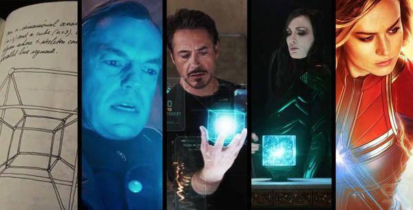 Thuyết âm mưu về việc khai thác và sử dụng Space Stone của Iron man