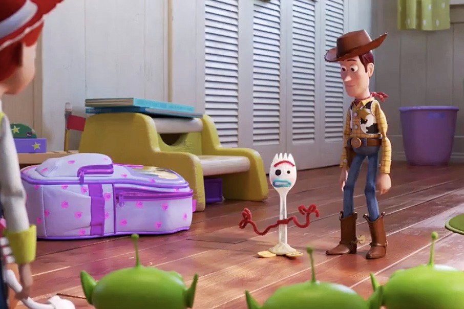 Review phim Toy Story 4
