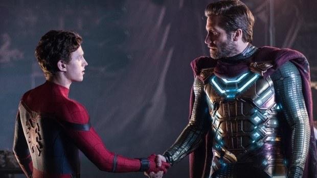 Review phim Spider-man: Far From Home (Người Nhện Xa Nhà)