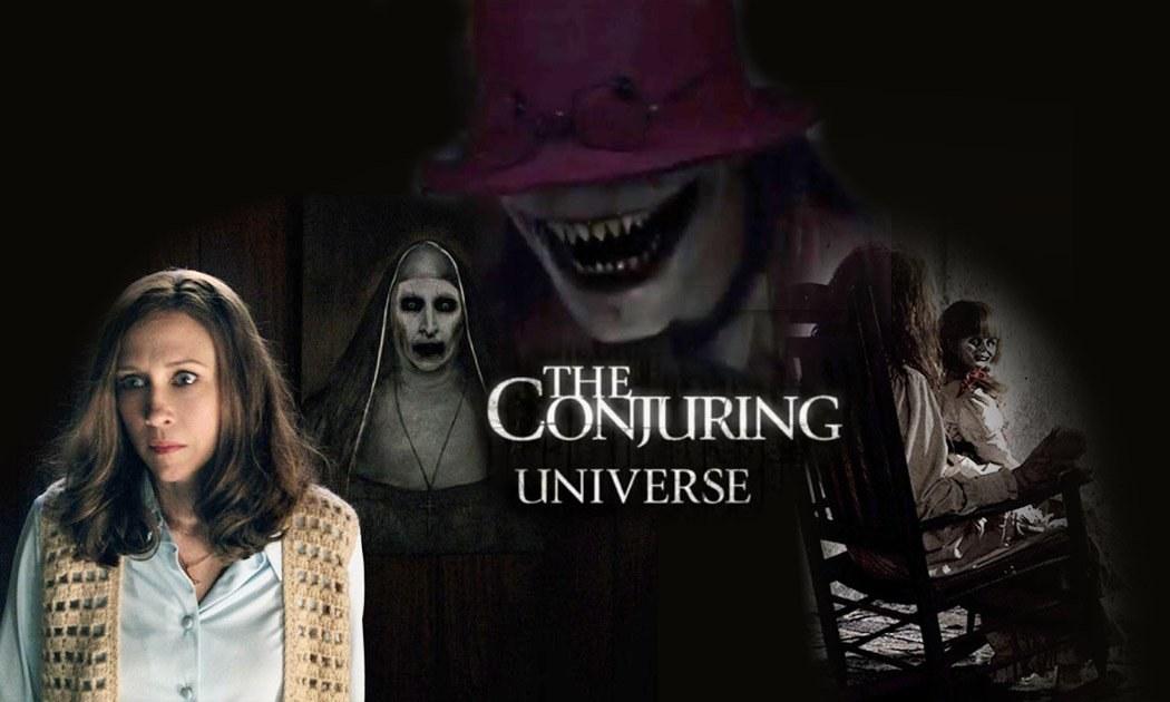 Lược sử dòng thời gian trong Vũ trụ điện ảnh The Conjuring