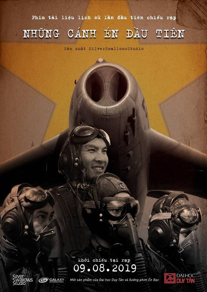 Review phim Những Cánh Én Đầu Tiên tái hiện lịch sử chân thực