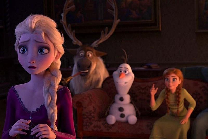 Frozen 2 quá an toàn cho một thương hiệu tỉ đô