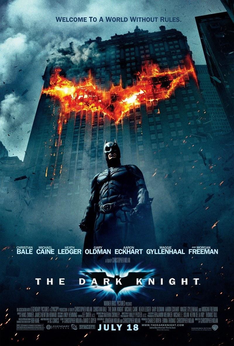 Đánh giá The Dark Knight thông qua những cuộc tranh luận