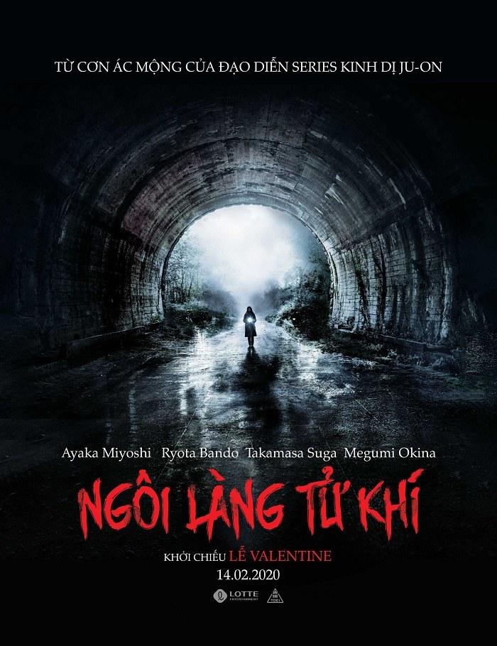 Review phim Ngôi làng tử khí (Howling Village)