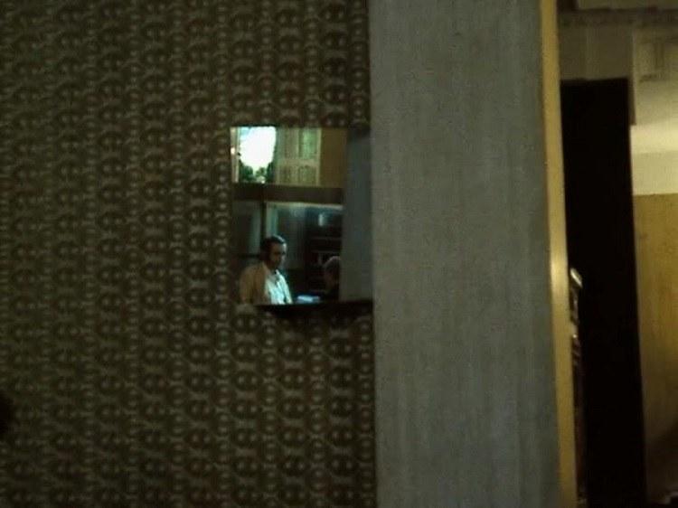 Phim Hotel Monterey (1973) trường phái tối giản và cực thực trong điện ảnh.