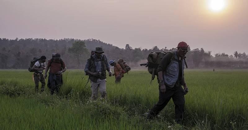 Phim Da 5 Bloods chuyện về người da màu và chiến tranh Việt Nam