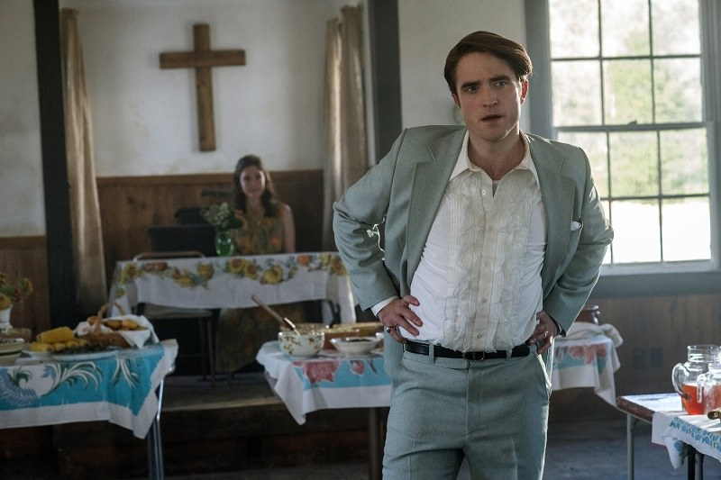 Thêm một hóa thân đa dạng của Robert Pattinson