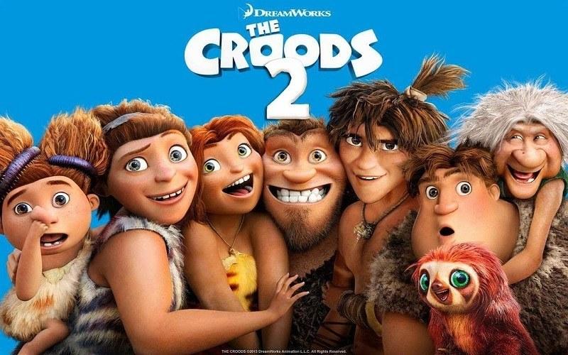 Phim hoạt hình The Croods: A new age