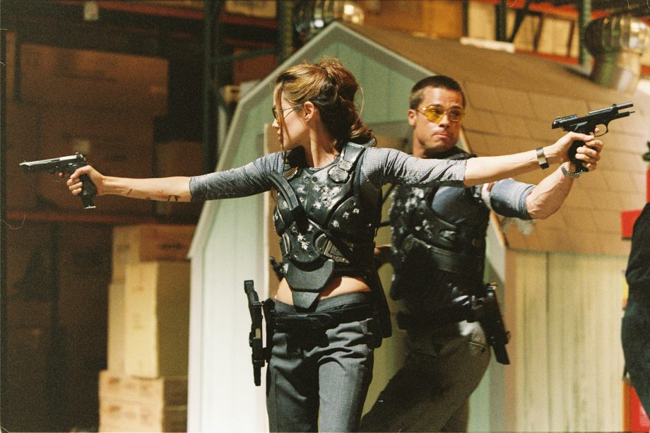 Mr and Mrs. Smith (2005)