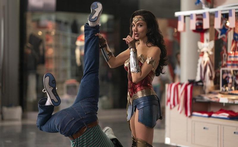 Review phim Wonder Woman 1984