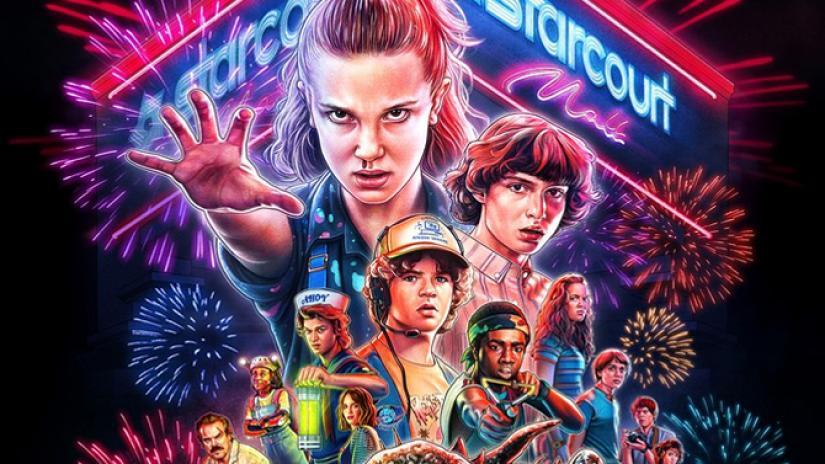 Stranger thing - TV series ăn khách trên Netflix