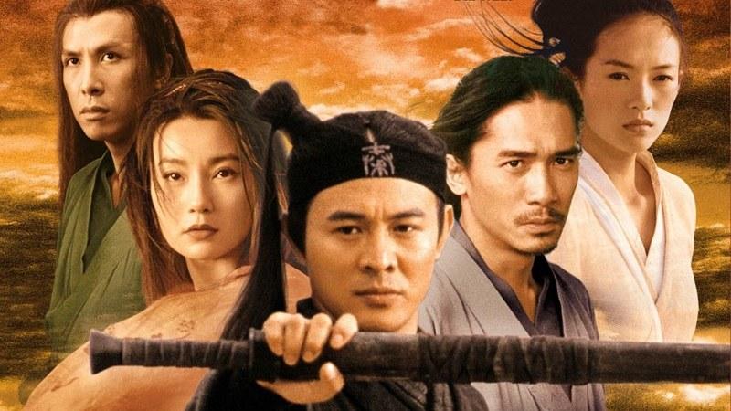 29. Phim Anh Hùng (2002)