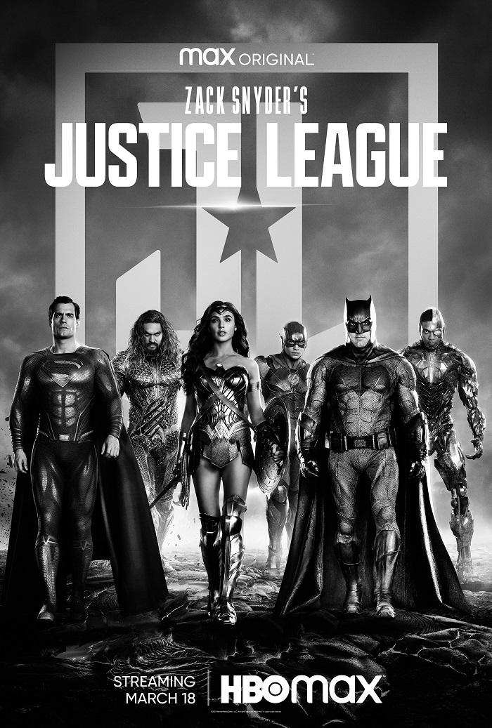 phim Justice League của Zack Snyder