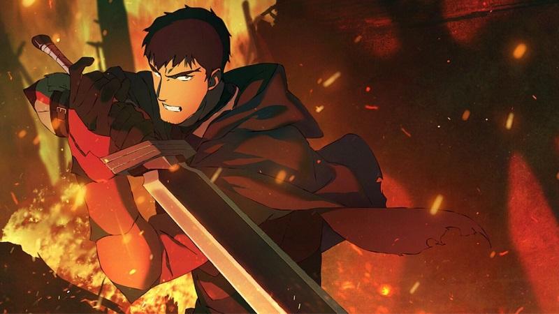 Review phim DOTA: Dragon's Blood